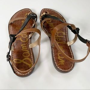 Sam Edelman Shoes - Sam Edelman Gladis Animal Print Sandal 9 NWT